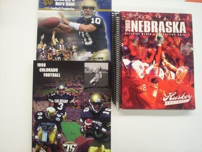 Asst. College Media Guides