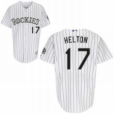 Authentic Majestic Player Jersey (White)