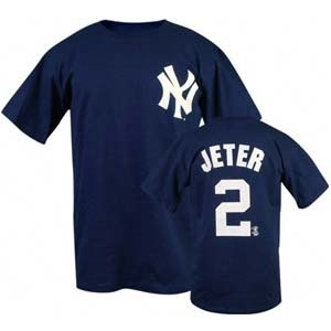 Youth MLB Player T-Shirts
