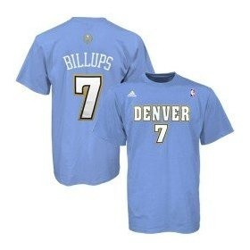 Nuggets Player Name/Number T-Shirts