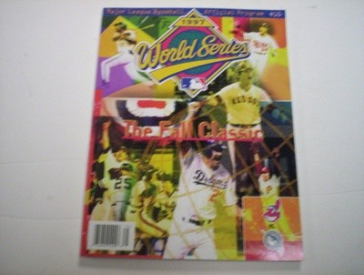 1997   MARLINS / INDIANS