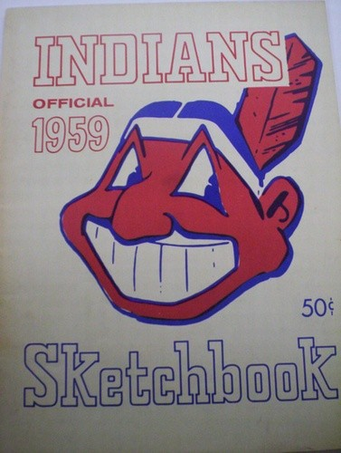 1959 CLEVELAND INDIANS