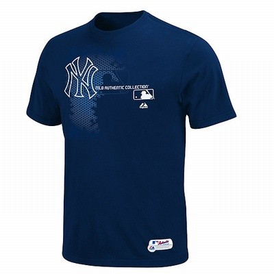 2012 Yankees On-Field T-Shirt