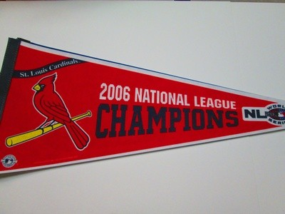 2006 NL CHAMPS CARDINALS