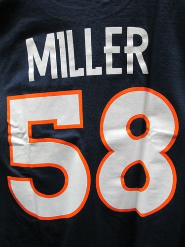 Von Miller Name/Number T-Shirt