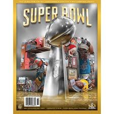 Super Bowl 50 Official Program