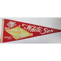 Chicago White Sox 1950s Pennant