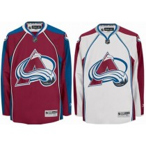 Current Pro-Weight Avalanche Blank RBK Edge Jerseys
