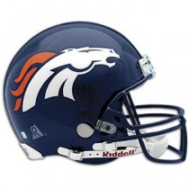 Authentic NFL Helmets