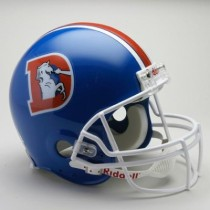 Throwback NFL Helmets