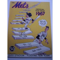 1967 NEW YORK METS
