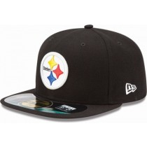 NFL FITTED LOGO CAPS