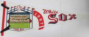 1967 Chicago White Sox Photo Pennant