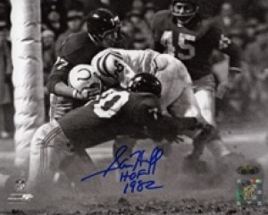 HUFF, Sam (1958 Championship Game) (Framed)