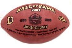 John Elway Hall of Fame Official Football