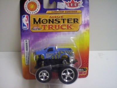 2004-05 NUGGETS MINI MONSTER TRUCK