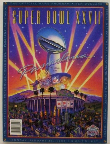 1994-SB XXVIII     COWBOYS / BILLS