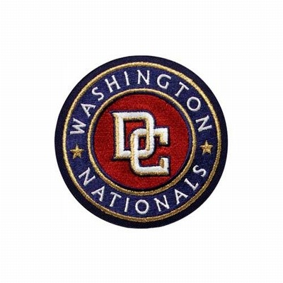 Nationals Logo (Circle w/DC)