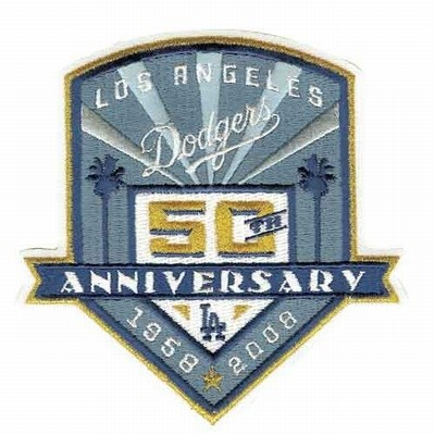 50th Season of Los Angeles Dodgers