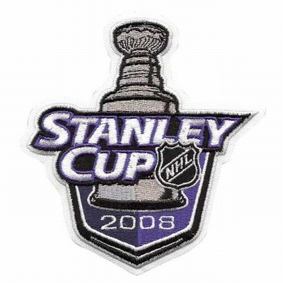 2008 Stanley Cup (Red Wings / Pengiuns)