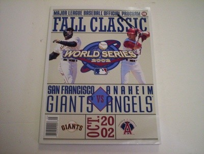 2002   ANGELS / GIANTS
