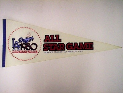 1980 ALL-STAR GAME -LOS ANGELES