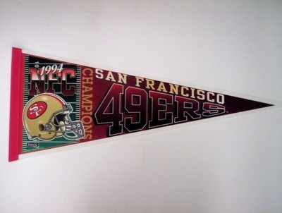 1994 49ers NFC CHAMPS