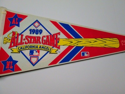 1989 ALL-STAR GAME (CALIFORNIA)