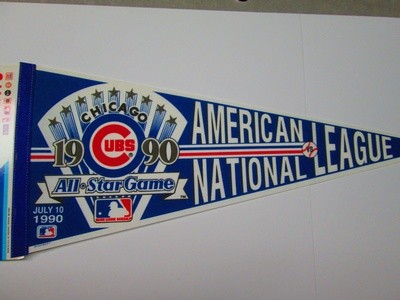 1990 AS GAME CHICAGO (CUBS)