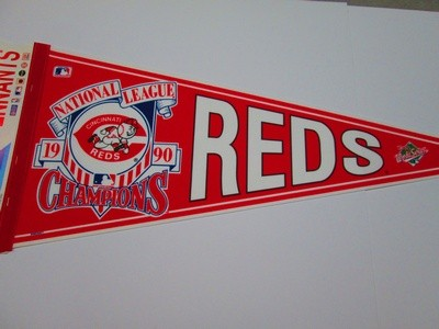 1990 NL CHAMPS REDS