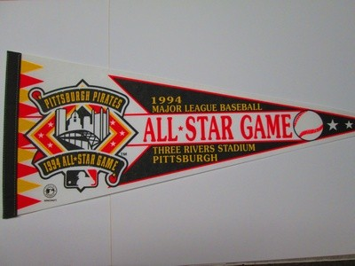 1994 AS GAME PITTSBURGH