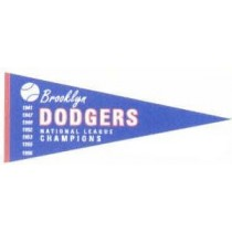 Brooklyn Dodgers--NL Champs, 7 Years (Throwback)