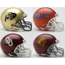 College Mini Helmets