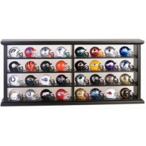 NFL Set with Wood Case
