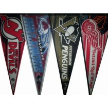 NHL Logo Pennants