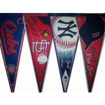 MLB Logo Pennants