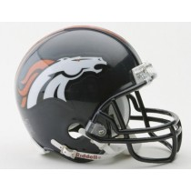 Broncos Current Logo Mini Helmet