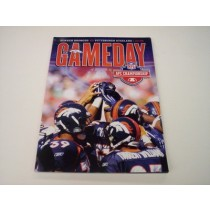 Gameday Magazine--2006 (AFC Championship)