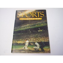 First Issue of Sports Illustrated--8/16/54