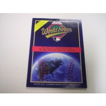 1992   BLUE JAYS / BRAVES