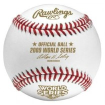 2009 World Series Baseball - Yankees/Phillies