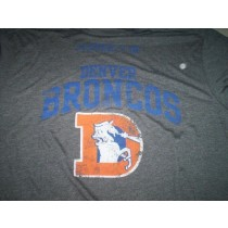"""Property of Denver Broncos"" Satin T-Shirt"