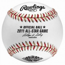 2011 All-Star Game Ball at Arizona