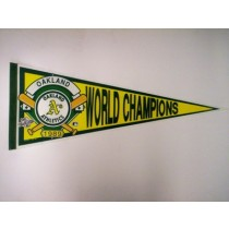 1989 A's WORLD SERIES CHAMPS