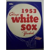 1953 CHICAGO WHITE SOX