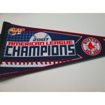 2007 AL CHAMPS RED SOX