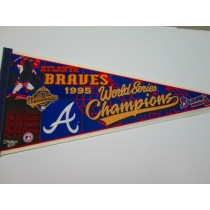 1995 WS CHAMPS BRAVES