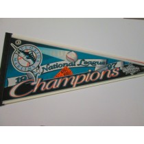 1997 NL CHAMPS MARLINS