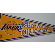 1987 CHAMPS L.A. LAKERS
