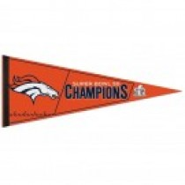 Super Bowl Champions Pennant